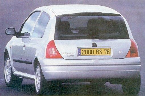 Renault Clio V6 Engine. RENAULT Clio V6.